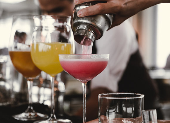 Cocktail Making and Skills