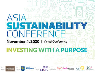 Asia Sustainability Conference 2020