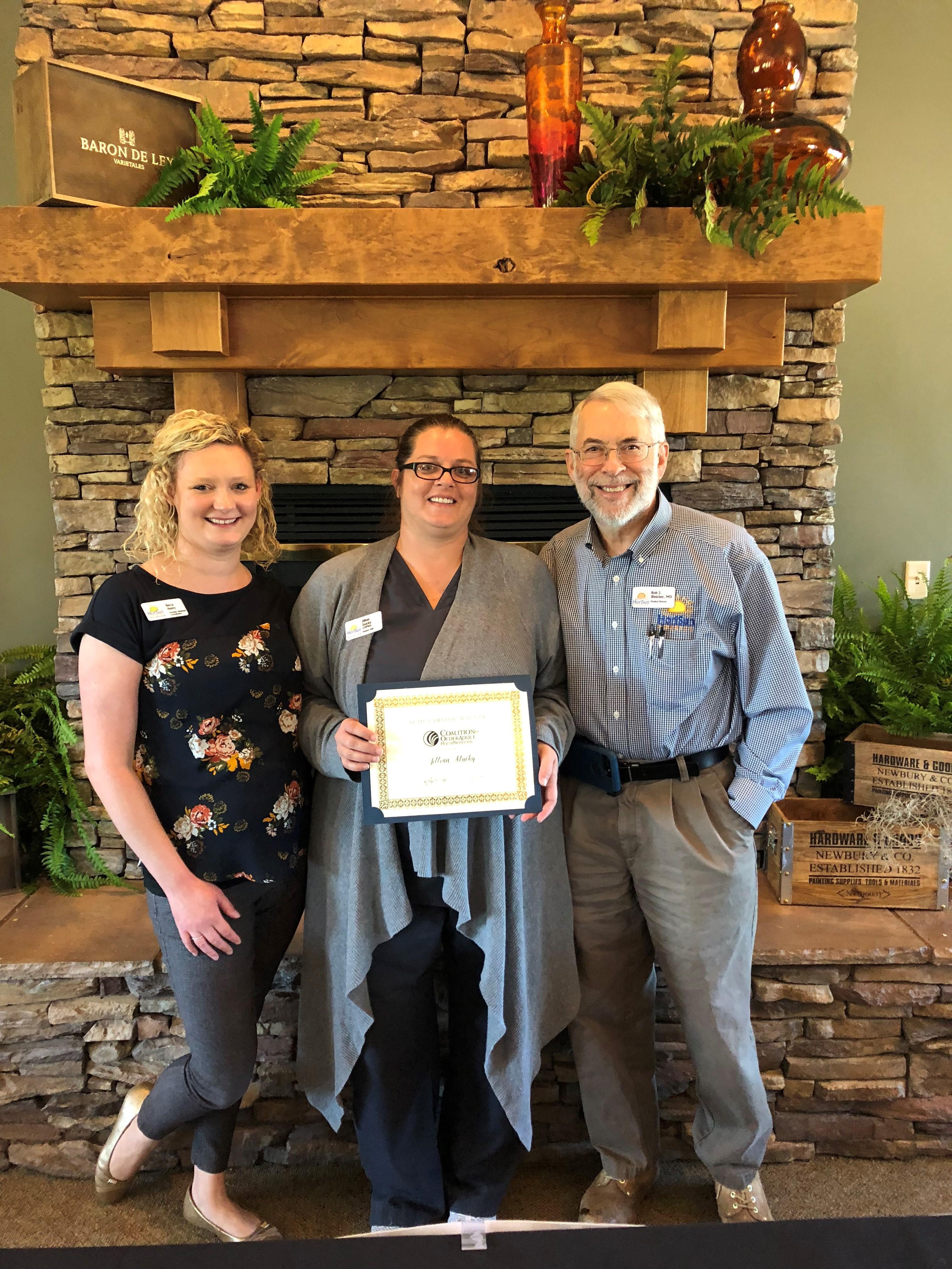 Jill Stucky Scholarship 2018