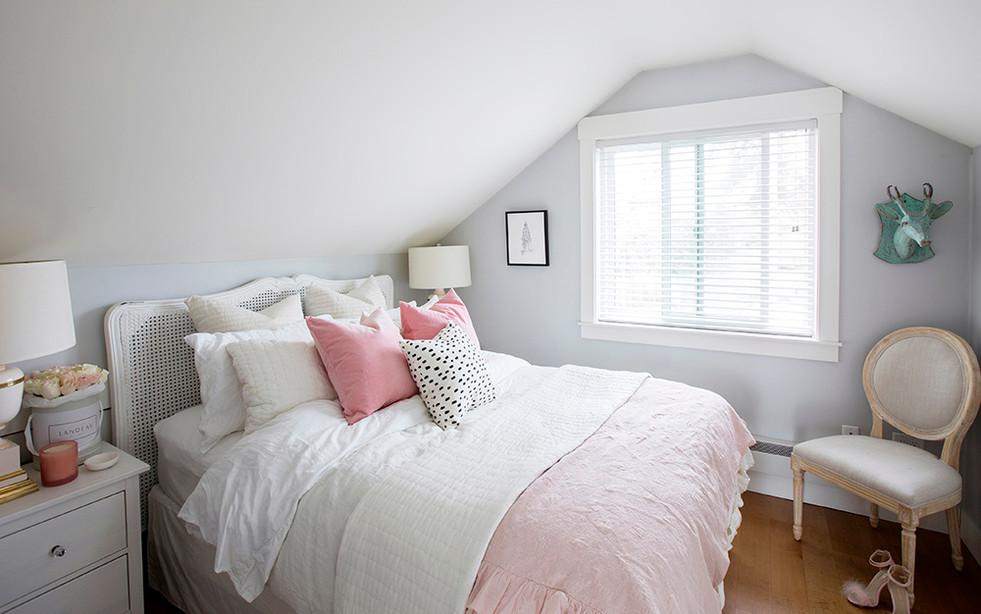jillian's vancovuer bedroom update with