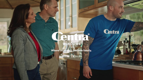 "Centra Windows - ""Welcome to The Family - VACUUM"""