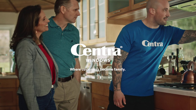 """Centra Windows - """"Welcome to The Family - VACUUM"""""""