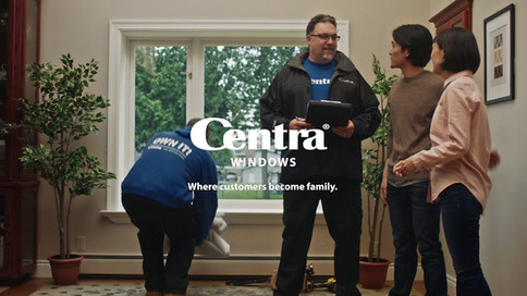 "Centra Windows - ""Welcome to The Family - SPEEDBUMP"""