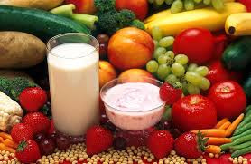 Super choices of healthy food