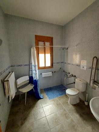 Baño Apartamento un Dormitorio Planta Ba