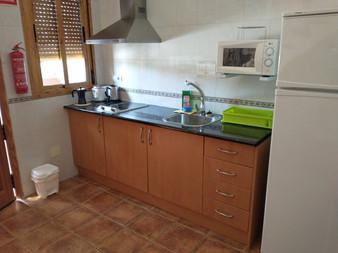 Cocina - Apartamento con un Dormitorio