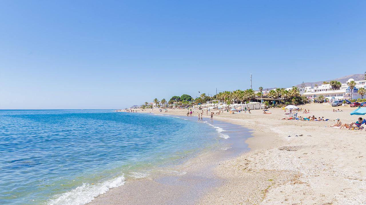 Mojacar Beach