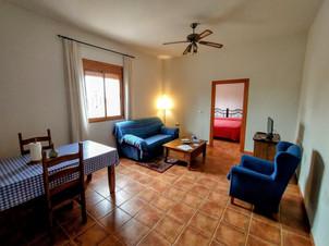 Salón Apartamento un Dormitorio Planta Baja