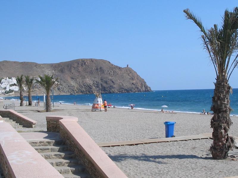 Carboneras Beach