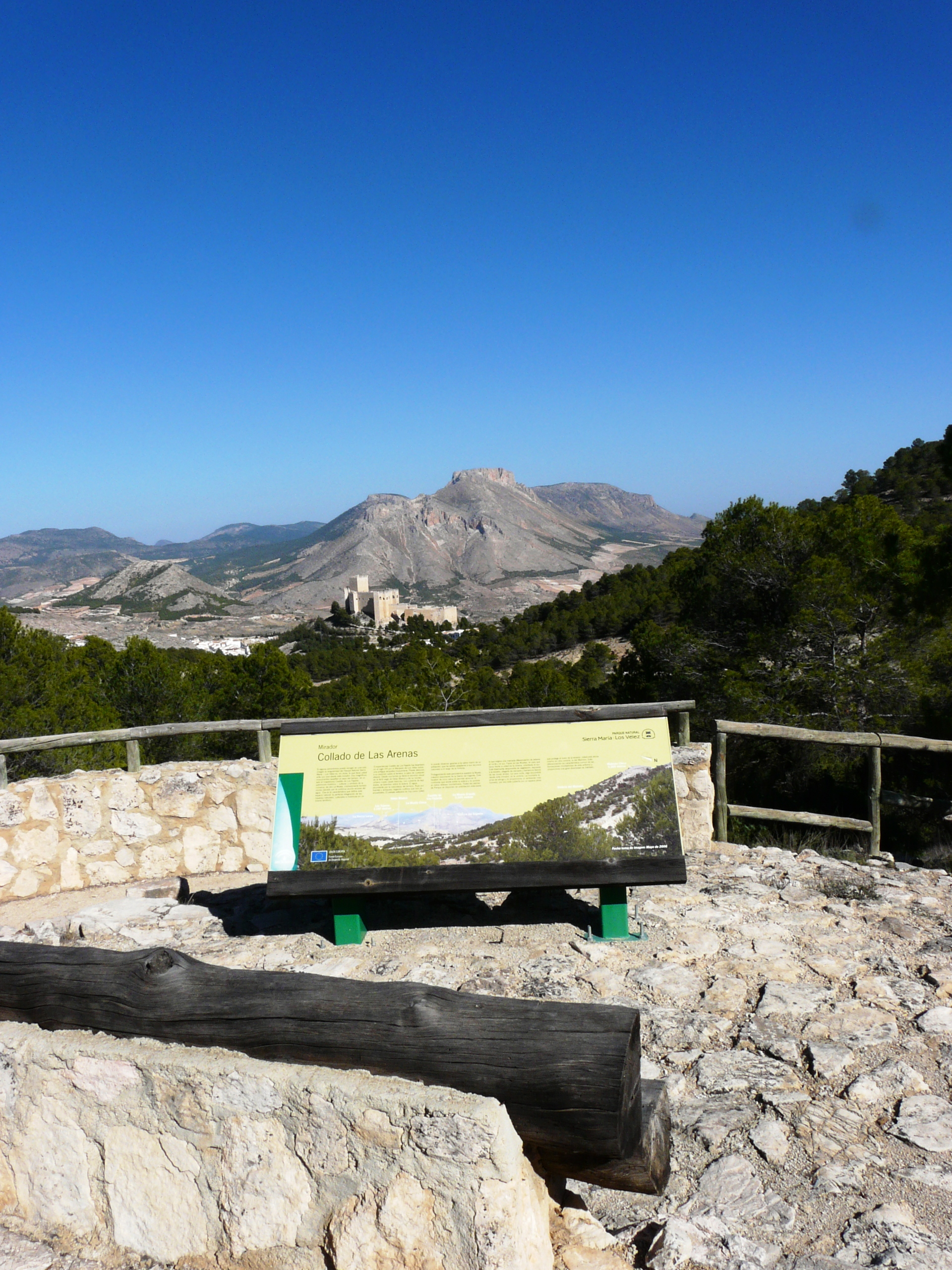 Collado de las Arenas Viewpoint