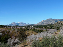 Sierra Maria Los Velez National Park