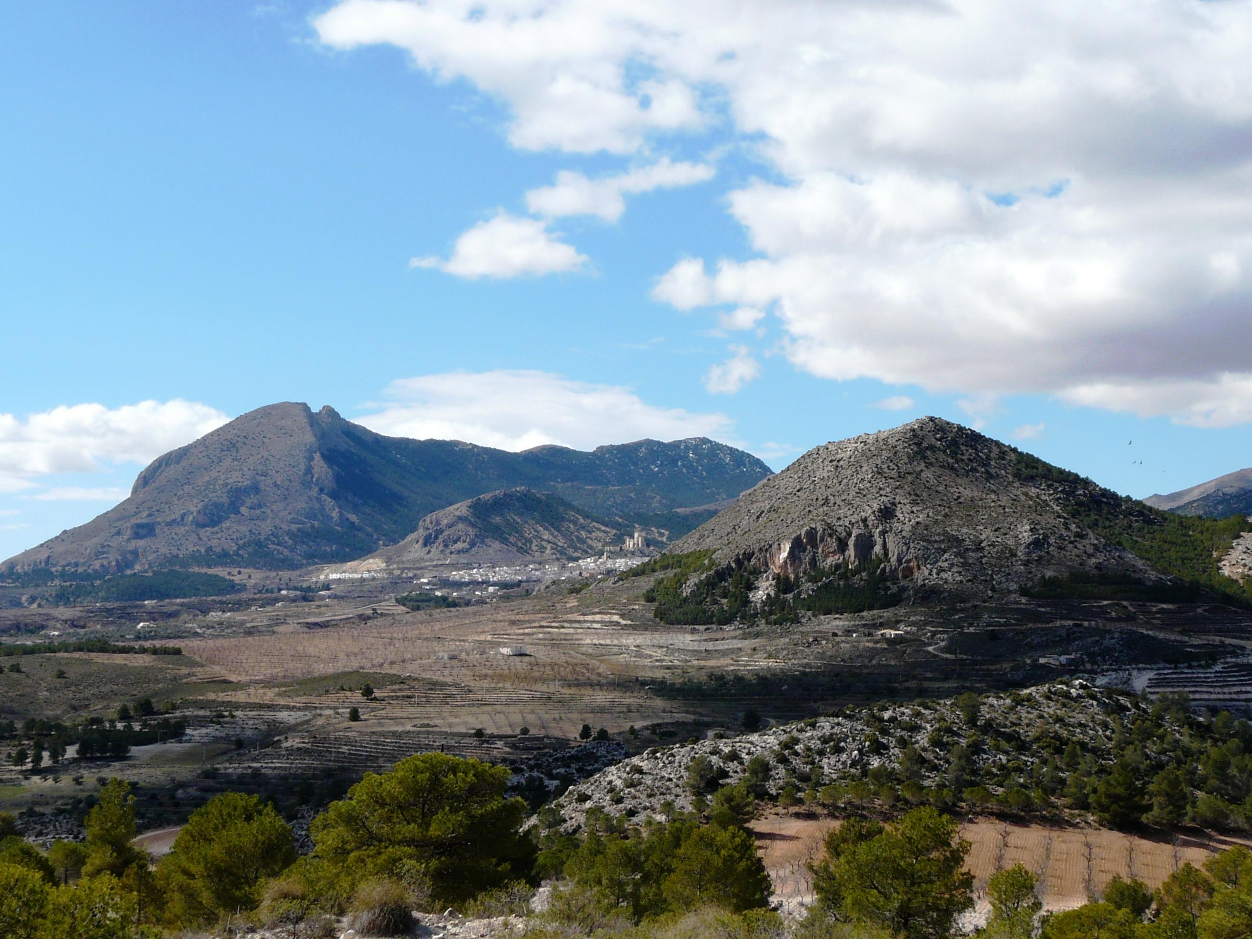 Sierra Maria Los Vélez Natural Park