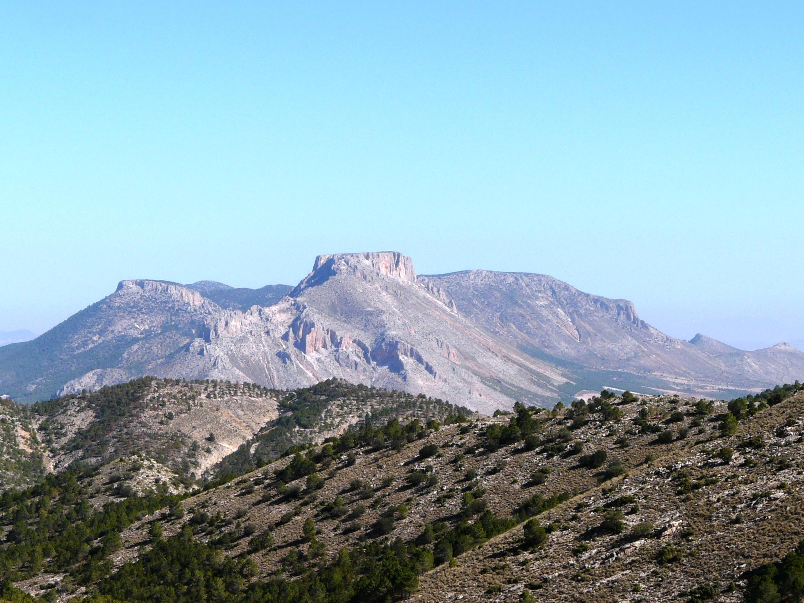 La Muela Mountain