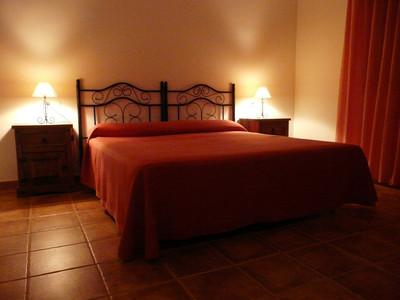 Dormitorio Matrimonio Cortijo la Estrella
