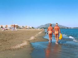 Playa Naturista de Vera