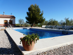 Swimming Pool Cortijo la Estrella