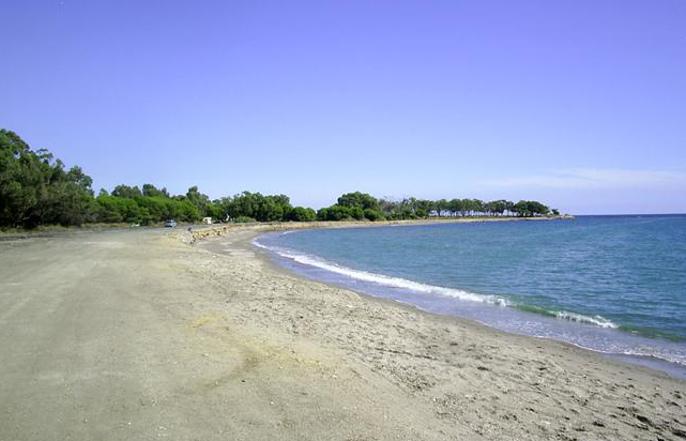 Palomares Beach