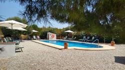 Pool Area Cortijo la Estrella