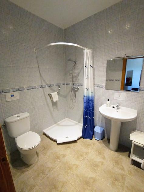 Baño Apartamento dos Dormitorios