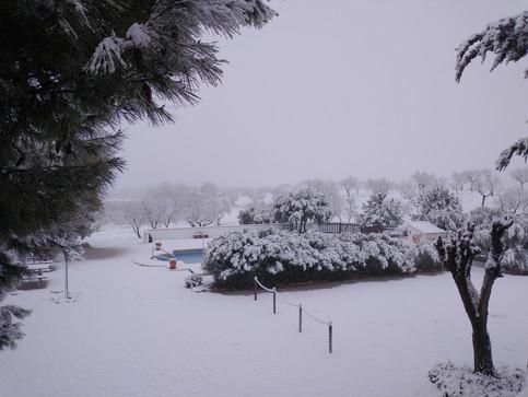 Nieve Cortijo la Estrella