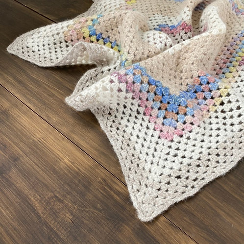 Vintage Crochet layer