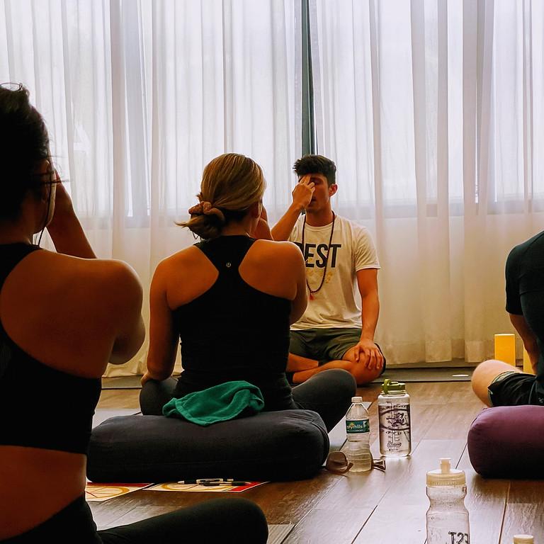 Virtual Pranic Breathwork