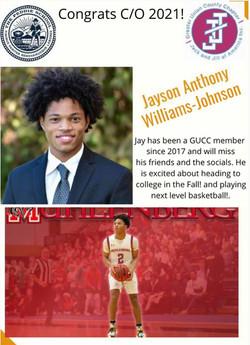 Jayson Williams-Johnson