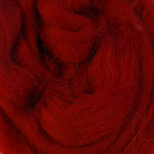25g Merino Wool - Choose from warm colours