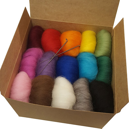 Needle Felting Support Pack