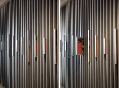 Digital environments library.  Design San Francisco, CA [w/ previous architectural practice]