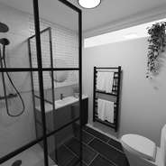 Client Work - Shower Room conversion