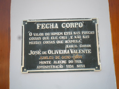 Fechar o corpo na Sexta Feira Santa : uma concorrida tradição em Monte Alegre do Sul