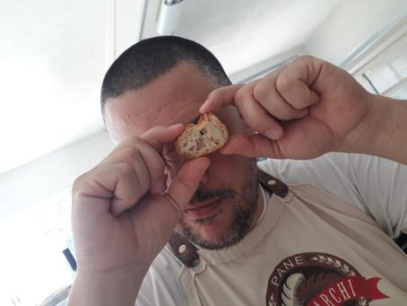 Eu e minha paixão pelos pães artesanais