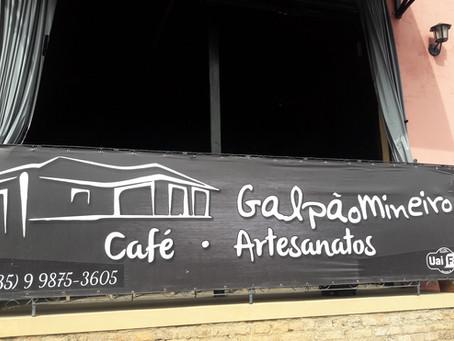 Uma voltinha no sul de Minas com torresmo, café, queijo e tudo o mais que o Estado oferece.