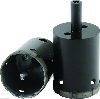 Diamond Core Drilling Crown Bits | Designed For Marble, Granite and Tile