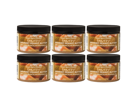 6 Pack of Simply Salted Caramel