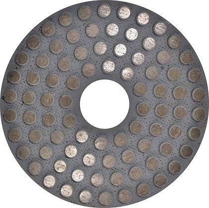 Metal Bond Surface Prep diamond pad for grinding Concrete, Brick, Block & Stone