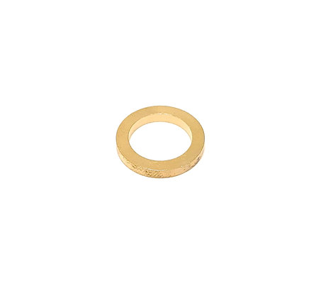 "7/8"" to 5/8"" Brass Adapter Bushing Thick Style for diamond saw blades"