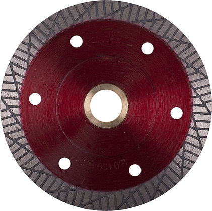 "4"" - 6"" Diameter Dry Cutting turbo Porcelain Tile diamond saw blades"