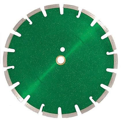 Asphalt and Green Concrete Cutting Diamond Saw Blades
