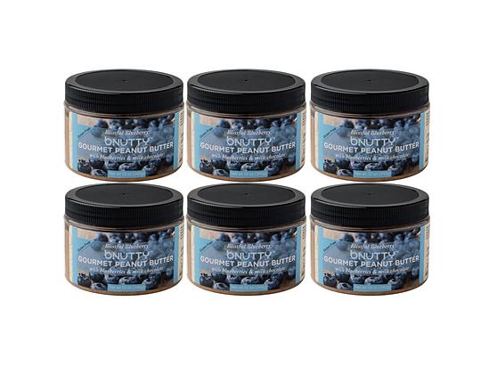 6 pack of Blissful Blueberries