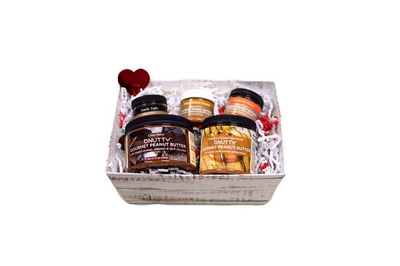 Sweetheart Valentine's Day Basket
