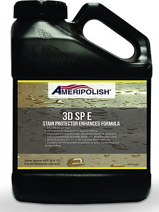 Ameripolish 3D SPE Stain Protector UV-Stable VOC Compliant Protect Dyed Concrete