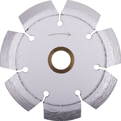 "4""- 7"" Diameter Premium Crack Chaser Diamond Saw blade for Concrete and Asphalt"