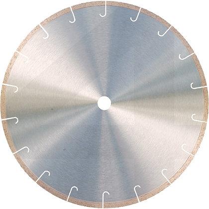 "4"" - 12"" Diameter J-Slot Tile, Ceramic, Porcelain cutting diamond saw blades"