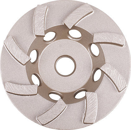 Turbo Diamond Cup Wheel For Grinding Concrete and Masonry