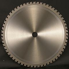 Non Ferrous Saw Blades Cut thick aluminum, plastics, copper, brass & Fiberglass