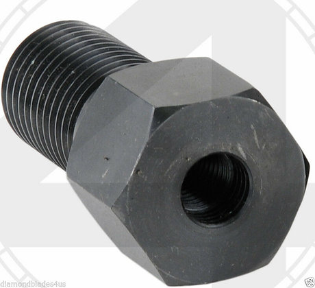 1 1/4-7 Thread(Male) Thread to 5/8-11 female Shank for Core Bits