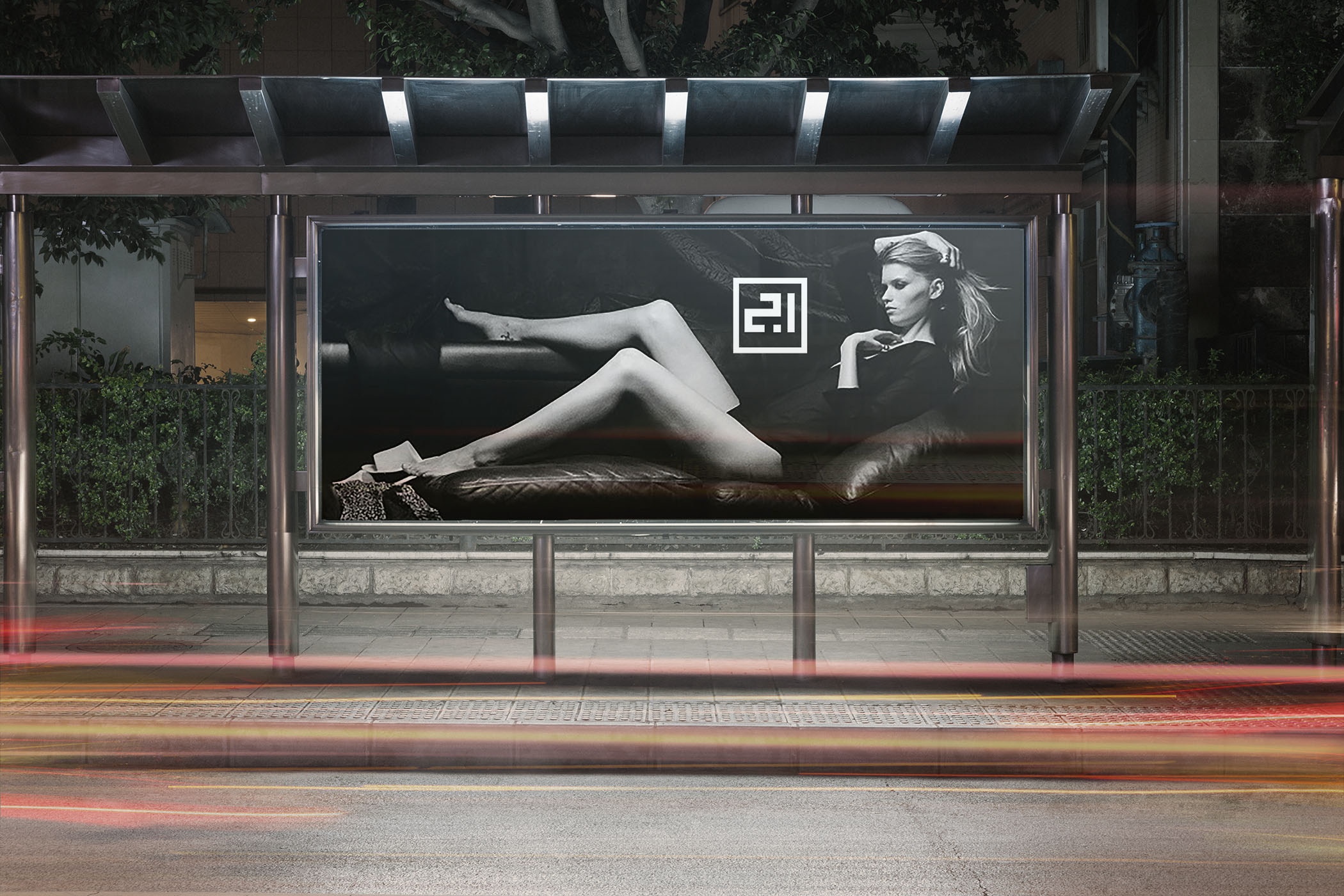Advertising. Digital Print.