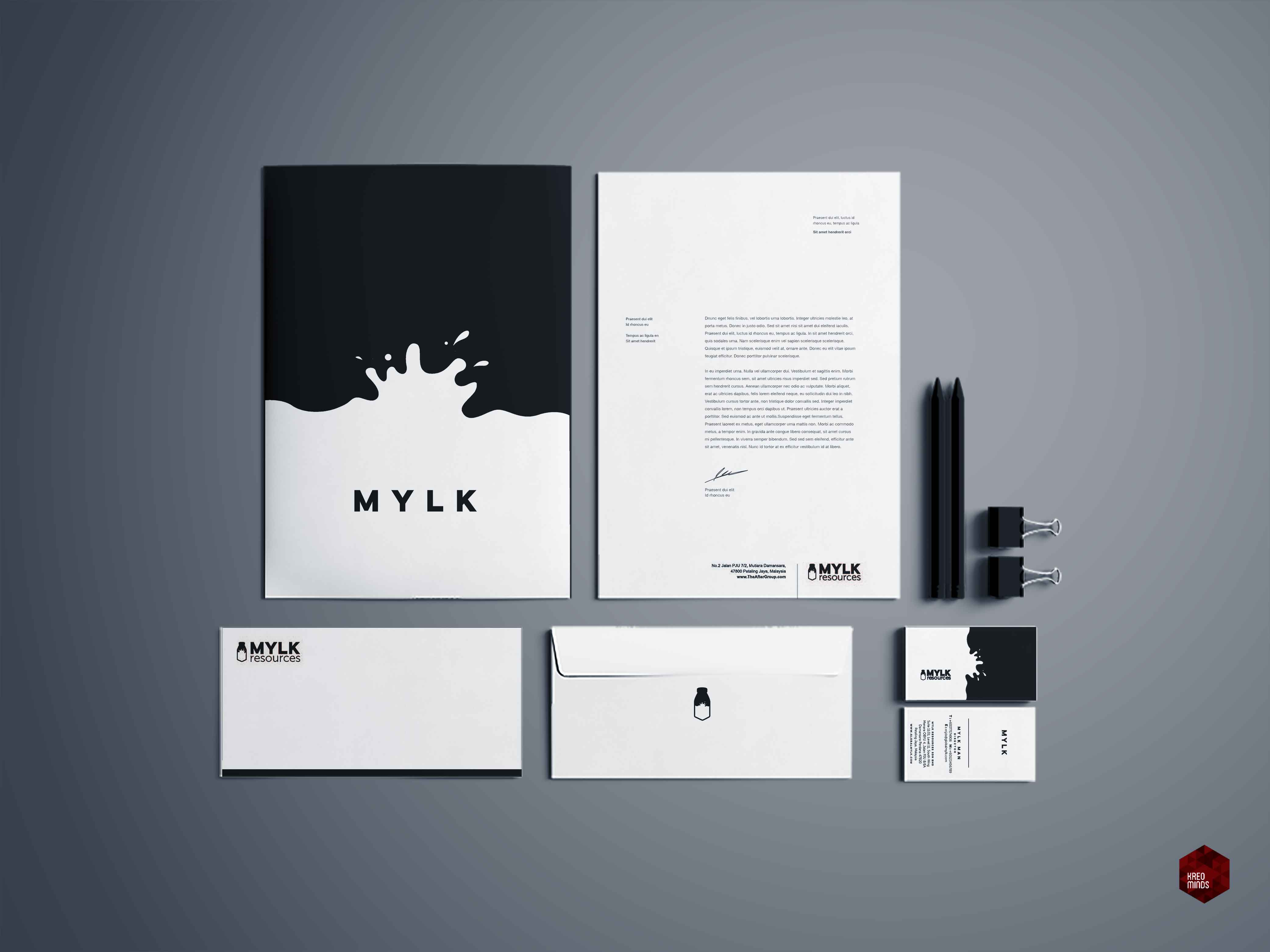 Logo. Identity. Stationery.